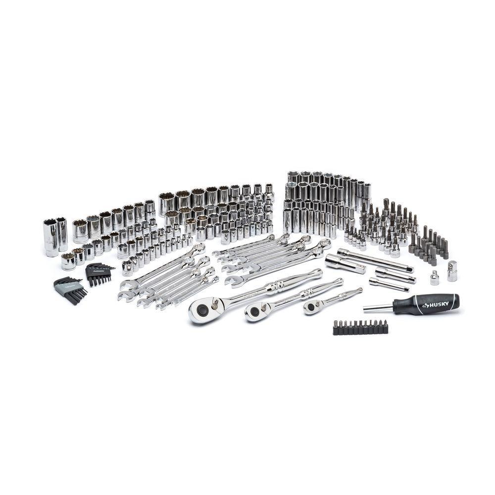 Mechanics Tool Set (205-Piece)