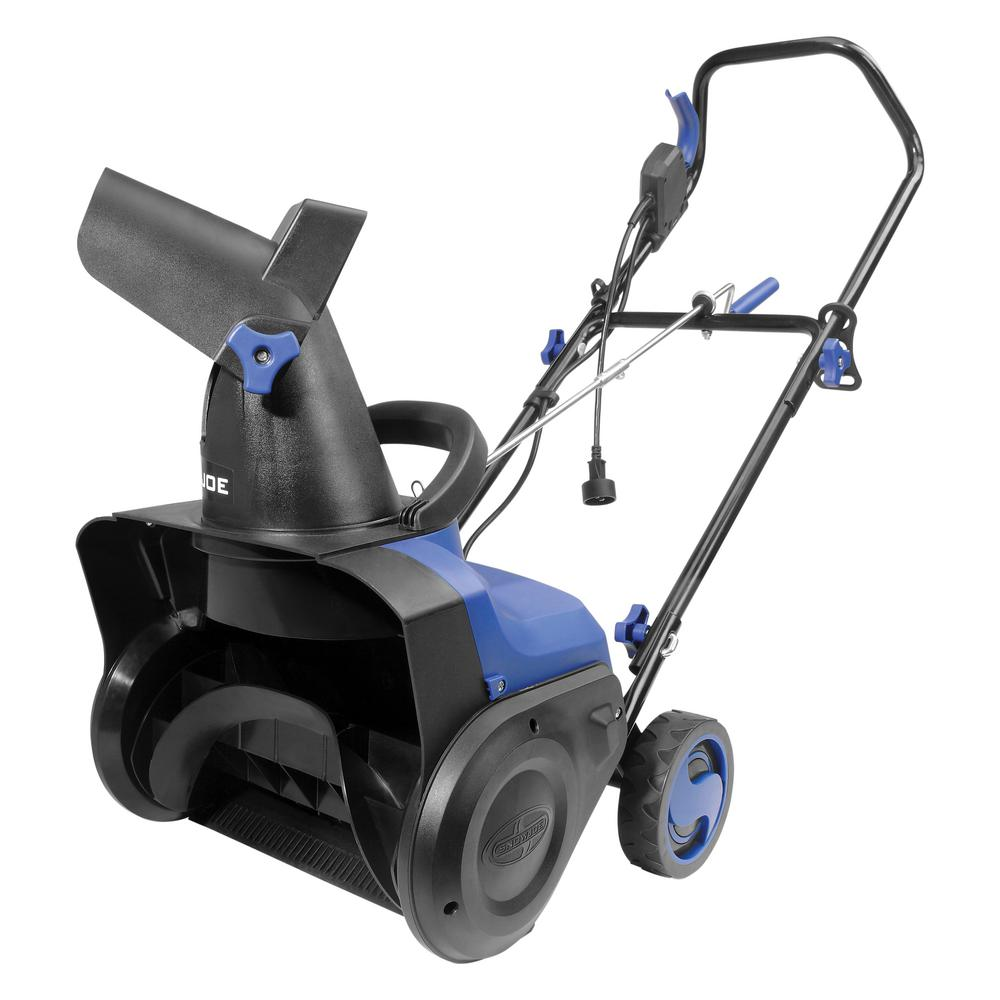 Snow Joe 15 in. 11 Amp Single-Stage Electric Snow Blower