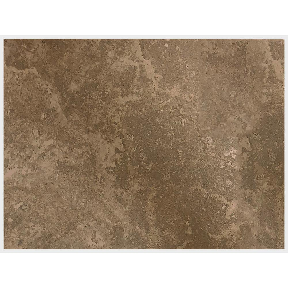 Florida Tile Montana Walnut 10 In X 13 In Ceramic Wall Tile 1444
