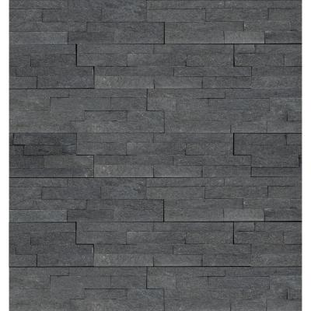 Coal Canyon Mini Ledger Panel 4.5 in. x 16 in. Natural Quartzite Wall Tile (5 sq. ft. /case)