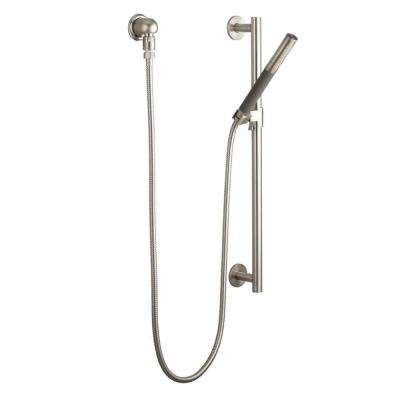 2-Spray Handshower Kit in Vibrant Brushed Nickel