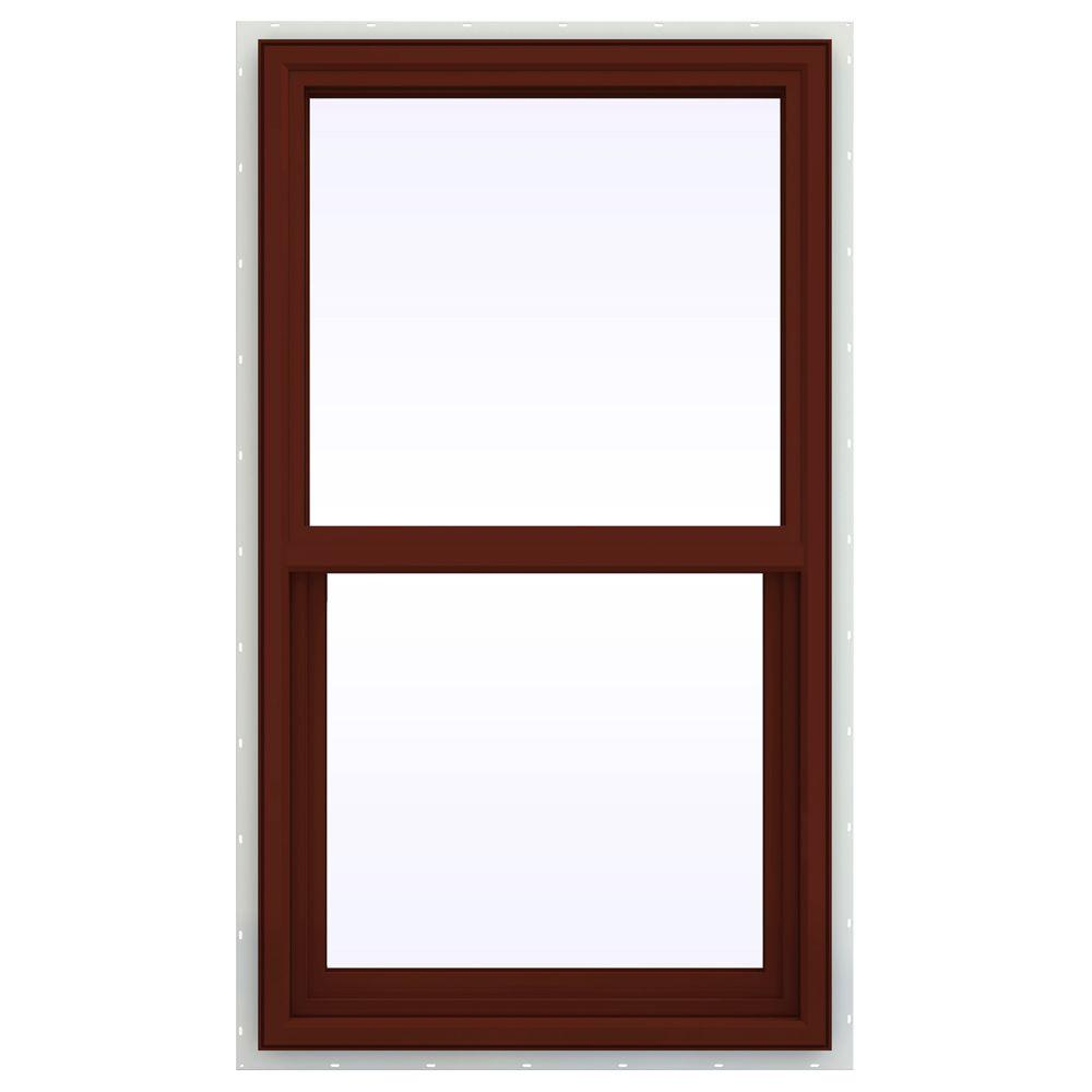 23.5 in. x 41.5 in. V-4500 Series Single Hung Vinyl Window