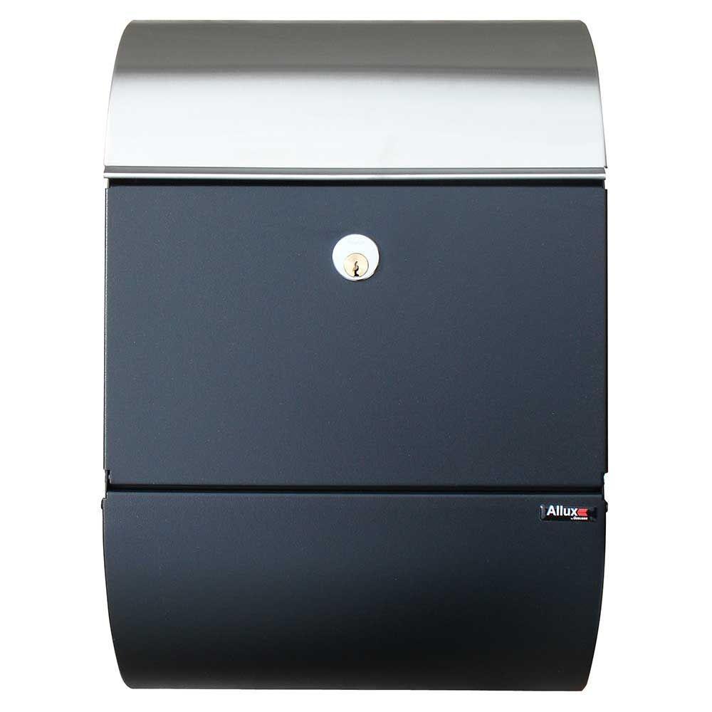 QualArc Black with Steel Mailbox