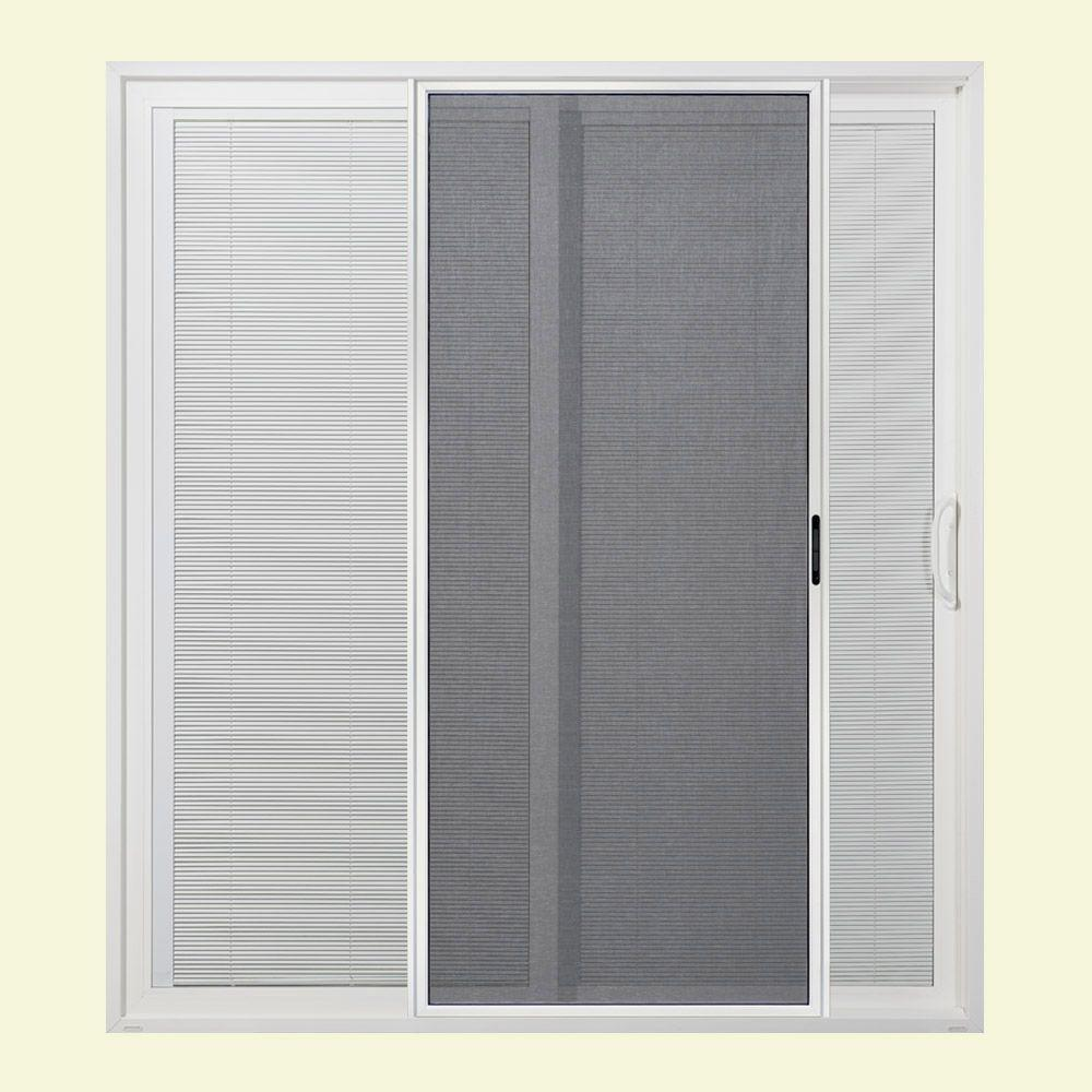 Jeld Wen 72 In X 80 In Premium White Vinyl Right Hand Full Lite