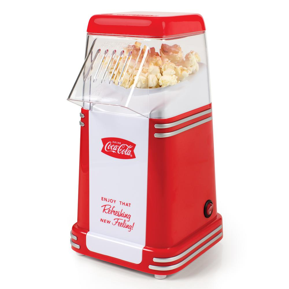 Coca-Cola Mini Popcorn Popper