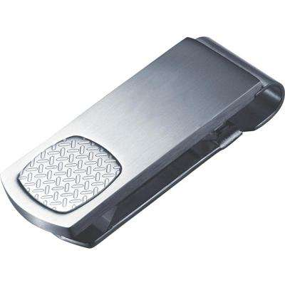 Gio Stainless Steel Money Clip