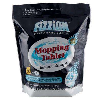 5 Gal. Tablet Drop and Mop Floor Cleaner (45-Count)