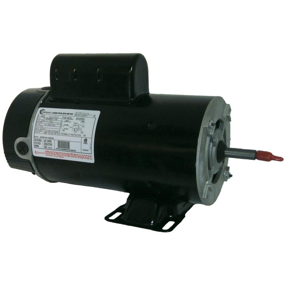 3 HP Pool Hardware Dual Speed Replacement Motor