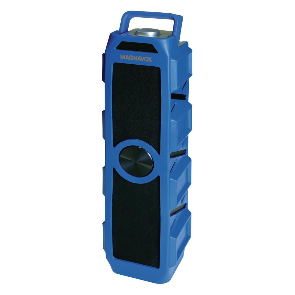 Magnavox Mini Portable Digital Tower Speaker