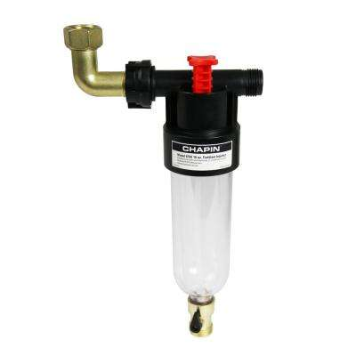 HydroFeed 16 oz. In-Line Auto-Mix Fertilizer Injector System For Lawn and Garden Applications
