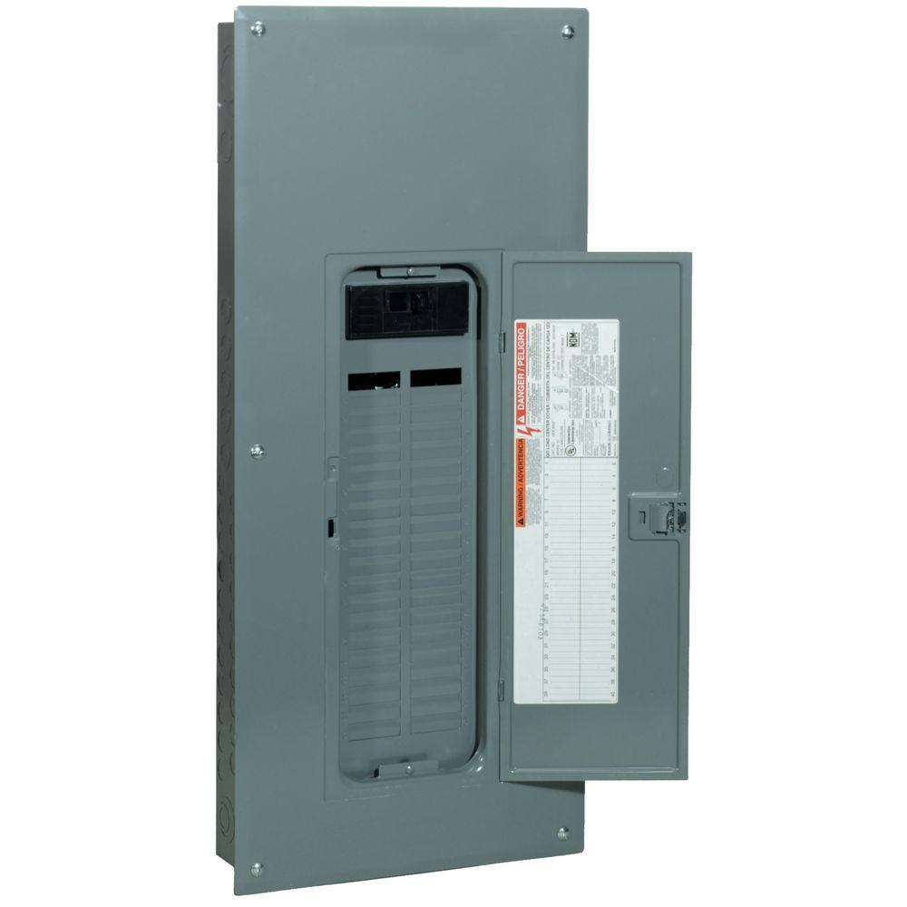 Square D Qo 200 Amp 42 Space Circuit Indoor Main Breaker Plug On 06turnoffcircuitbreakerbox