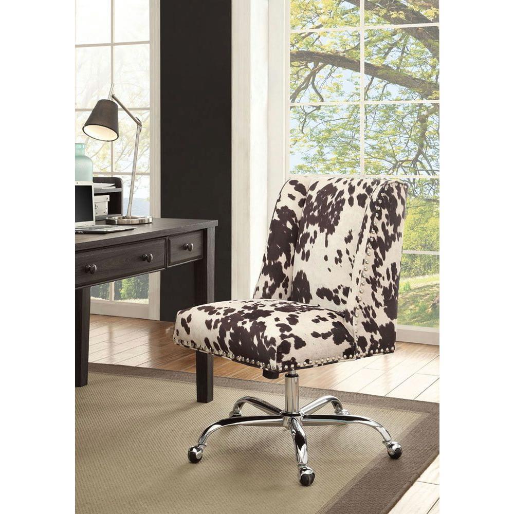 Draper Udder Madness Microfiber Office Chair