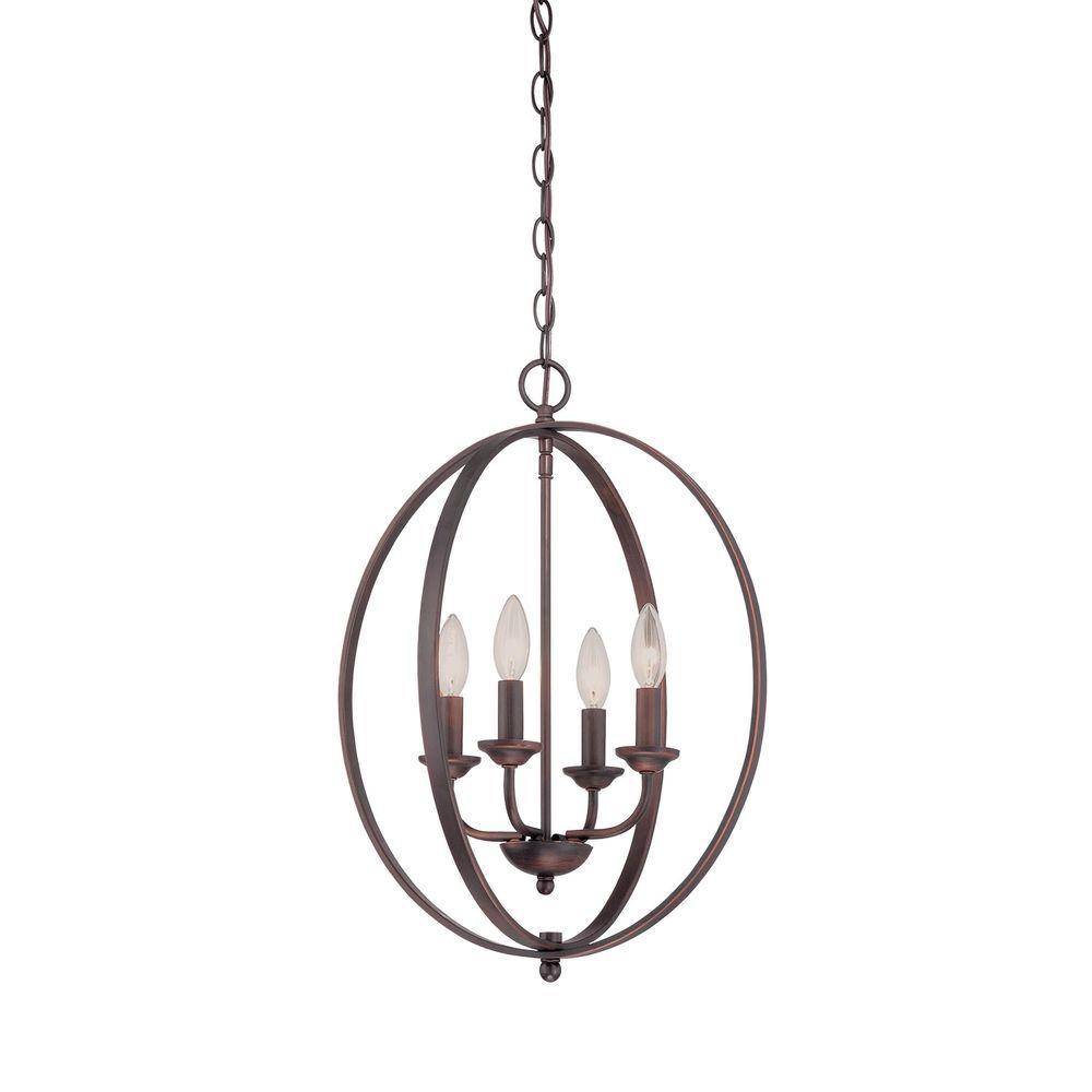 white foyer pendant lighting candle. Millennium Lighting 4-Light Rubbed Bronze Candle Pendant White Foyer D