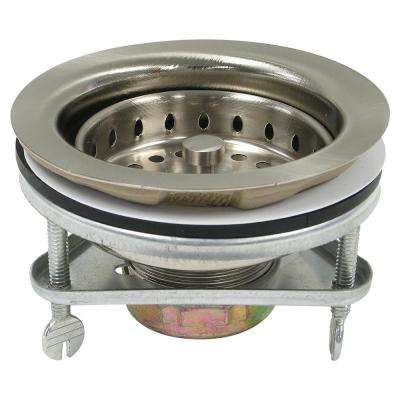 Stainless Steel BN Basket with Spring Lock Post