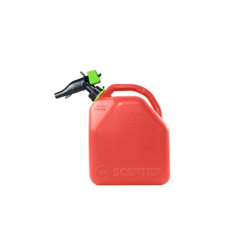Scepter 5 Gal. Smart Control Gas Can