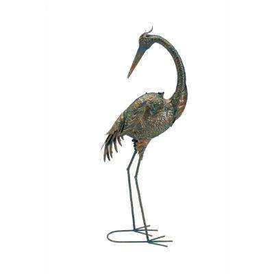 Art Flamingo Stake-Head Backward
