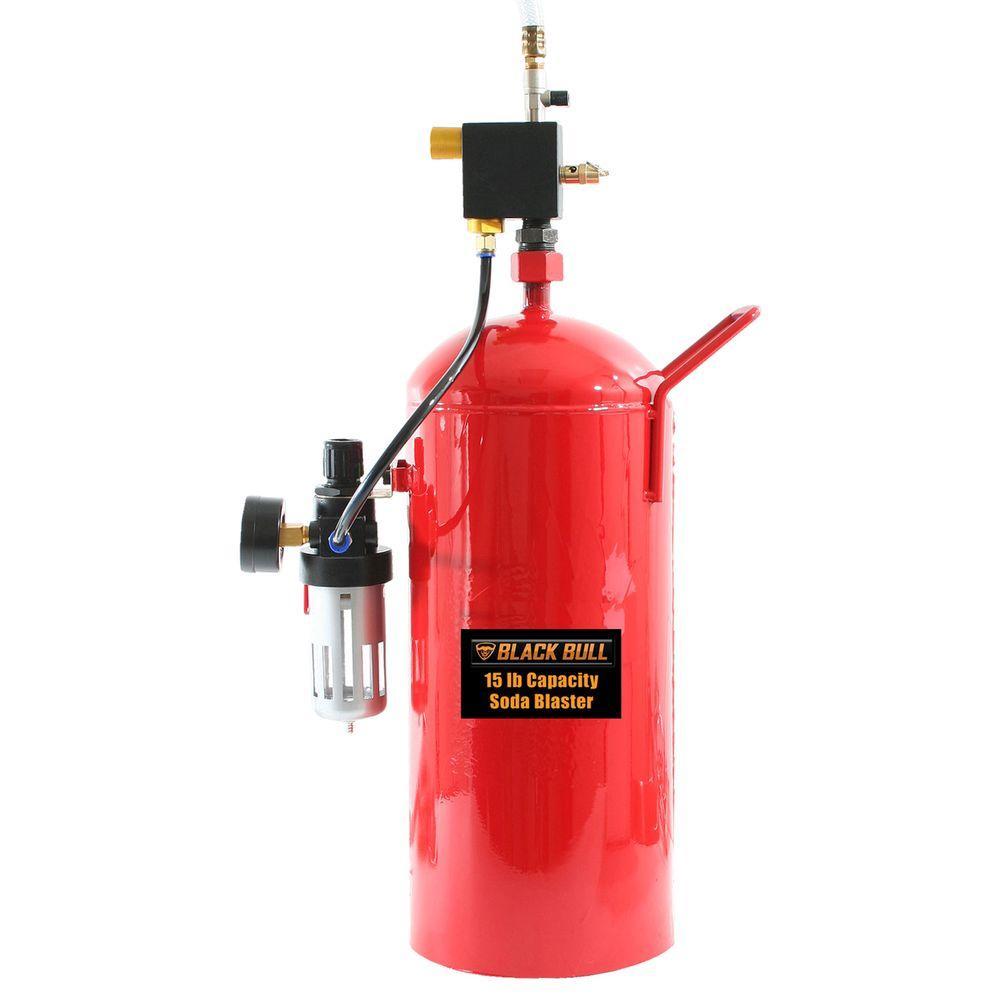 15 Gal. Portable Soda Blaster