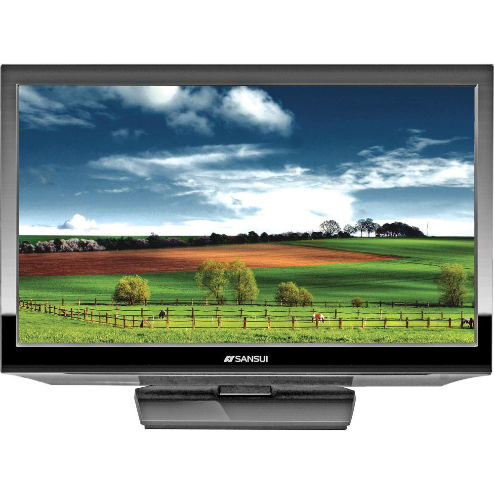 Sansui 26 in. Widescreen 720p LCD HDTV-DISCONTINUED