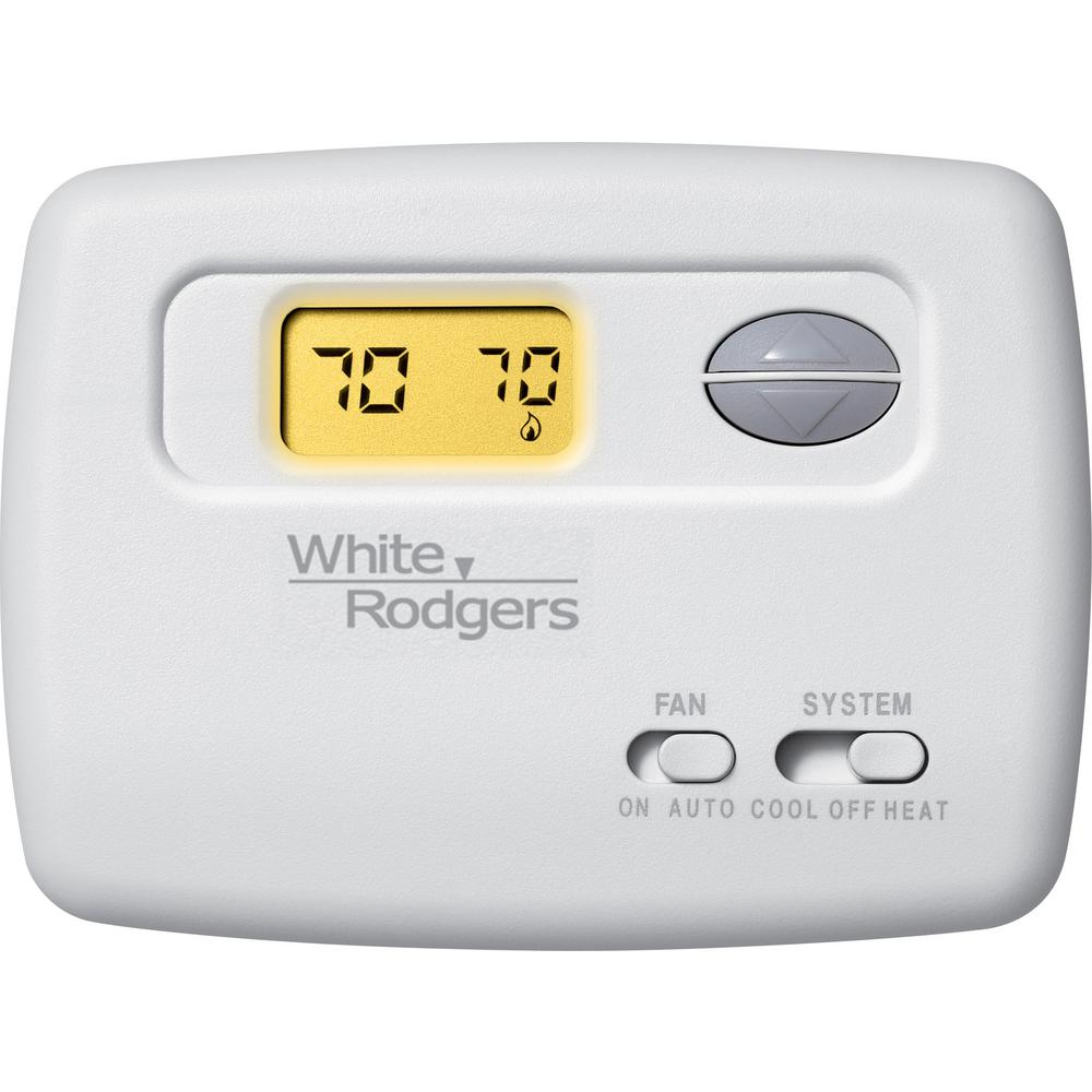 White Rodger Thermostat Wire Diagram 3