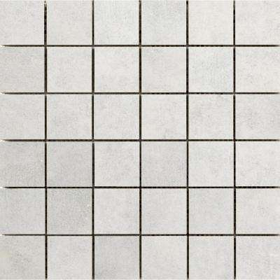 Chiado Atolia 12.99 in. x 12.99 in. x 9mm Porcelain Mesh-Mounted Mosaic Tile