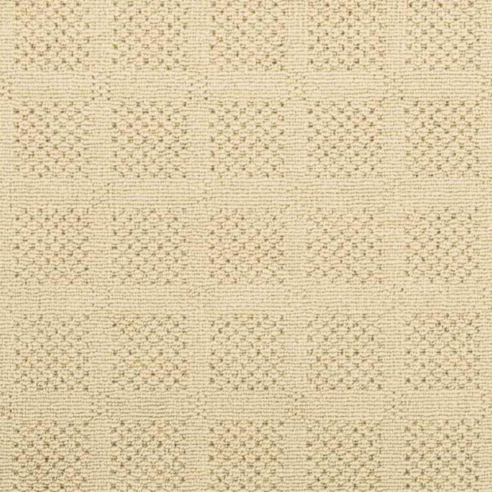 Carpet Sample- Desert Springs - Color Dusty Yellow Pattern 8 in. x 8 in.