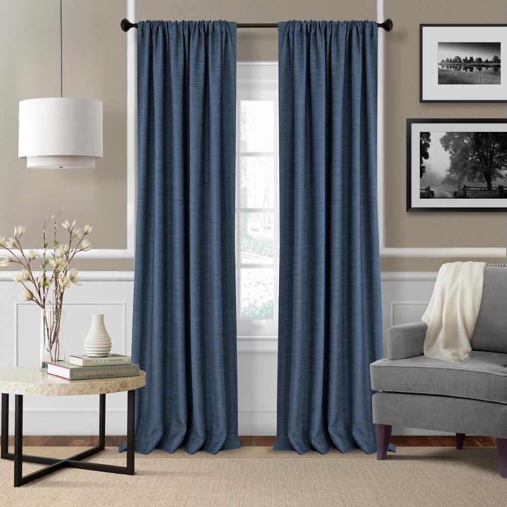 Pennington Light Filtering Window Curtain Pair