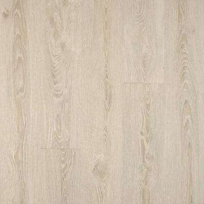 Outlast + Sand Dune Oak Laminate Flooring - 5 in. x 7 in. Take Home Sample