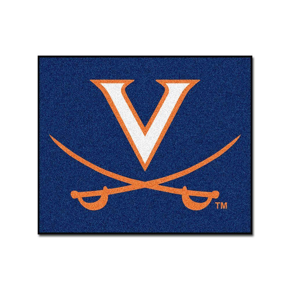 University of Virginia 5 ft. x 6 ft. Area Rug