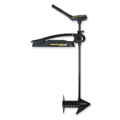 Maxxum 55 lbs. 52 in. 12-Volt Trolling Motor with Hand Control