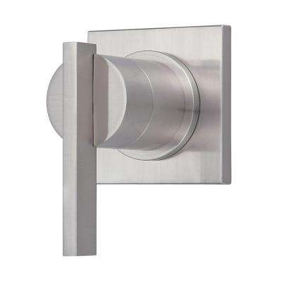 Sirius 3/4 in. Thermostatic Volume Control Trim Only in Brushed Nickel