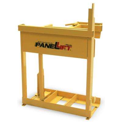 Drywall Panel Hoist Storage Stand