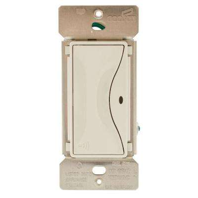 Aspire RF Accessory Switch for RF9501 Wireless Light Switches, Alpine White