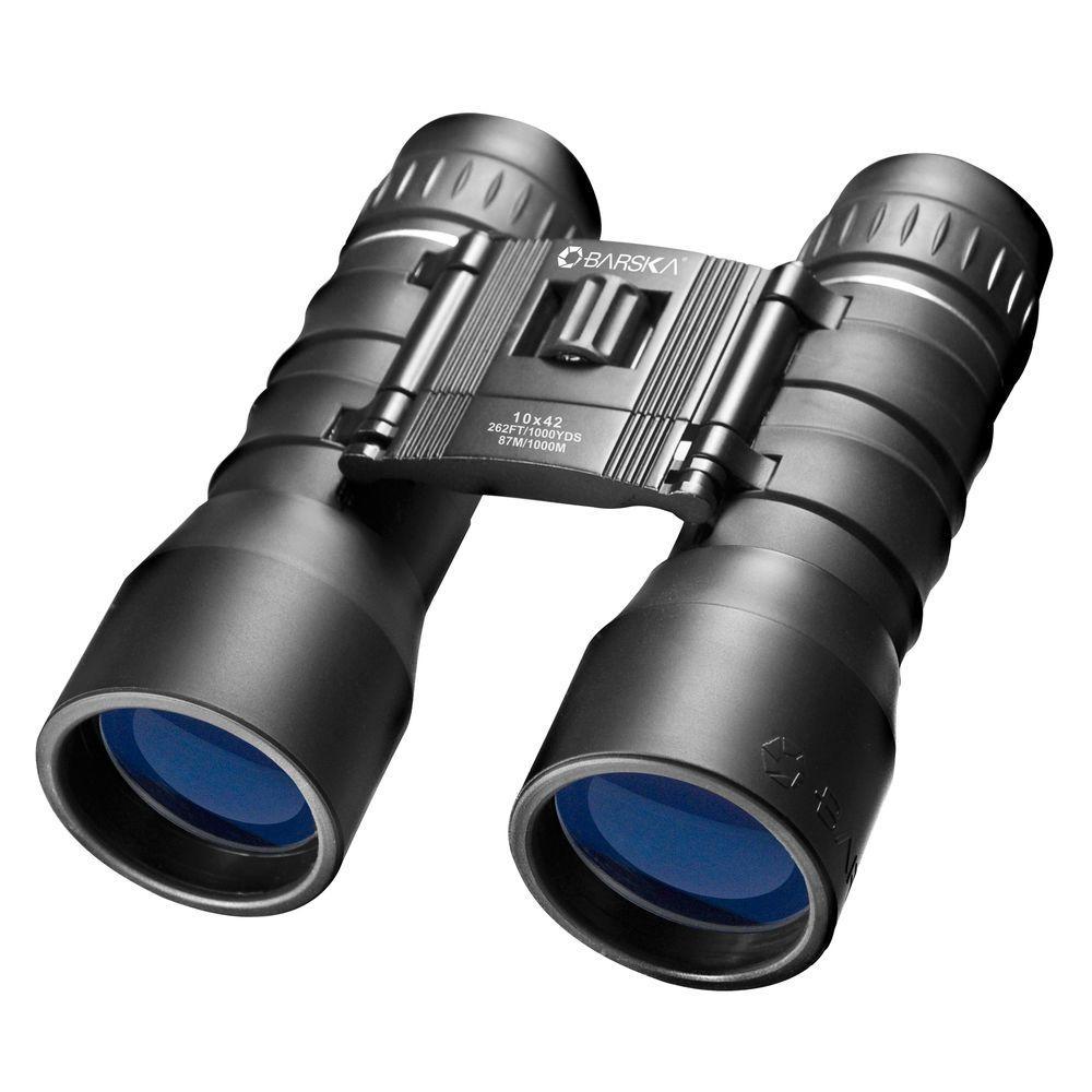 BARSKA Lucid View 10x42 Compact Binoculars