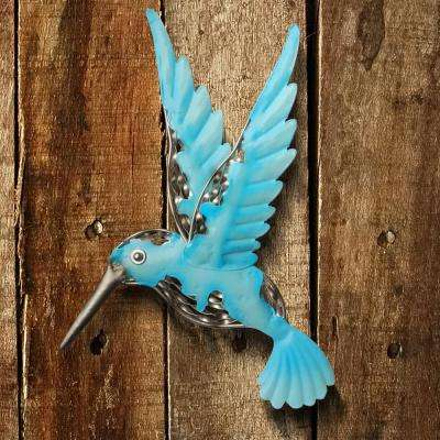 Wall Decoration-Blue Bird