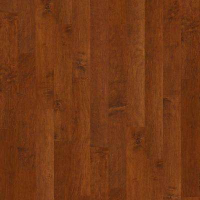 Take Home Sample - Inspire Maple Blaze Engineered Hardwood Flooring - 5 in. x 8 in.