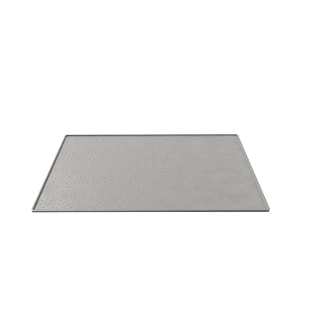 Petmaker 23.25 in. x 15.5 in. Silicone Pet Food Mat