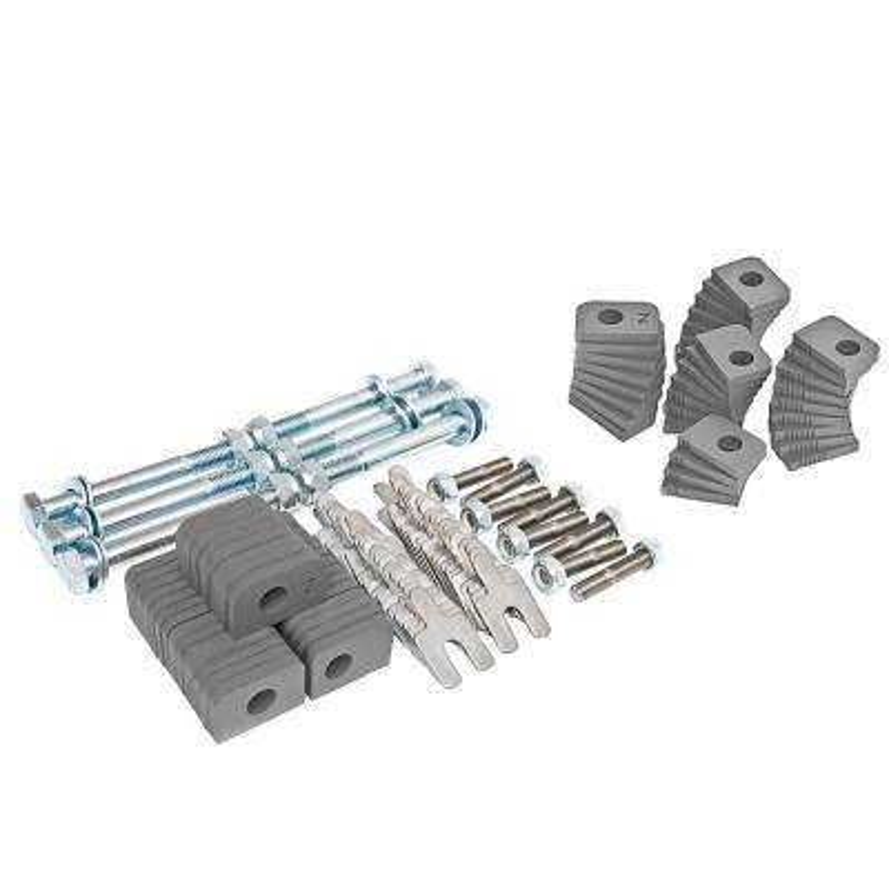Control PFADT Series Aluminum Frame Camber Kit; Chevrolet Corvette Z06/ZR1 (C6) 06-13