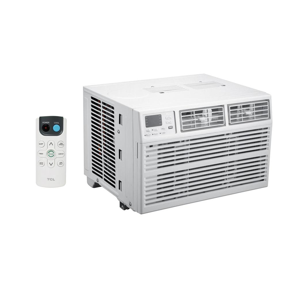 TCL Energy Star 8,000 BTU Window Air Conditioner with Remote