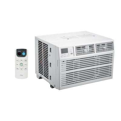 ENERGY STAR 8,000 BTU Window Air Conditioner with Remote