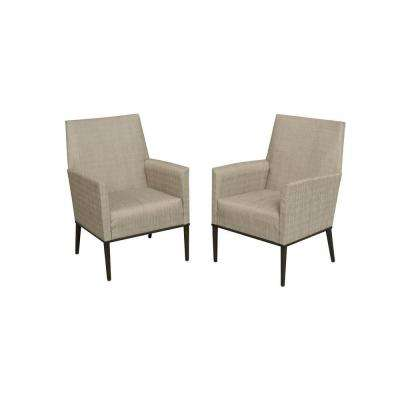 Awesome Aria Patio Dining Chairs (2 Pack)
