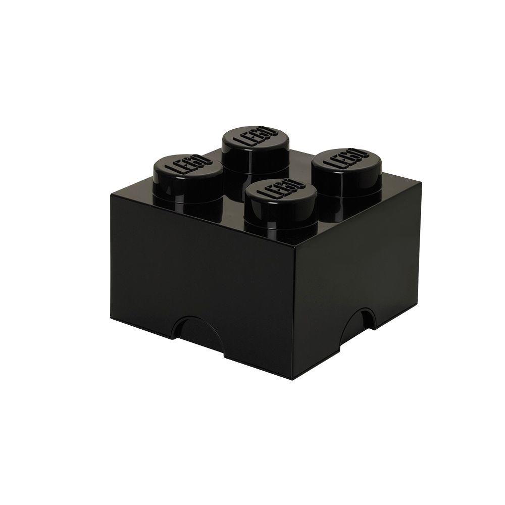 Lego Black Stackable Box