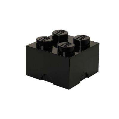 Black Stackable Box