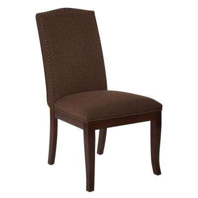 Hanson Klein Chocolate Dining Chair