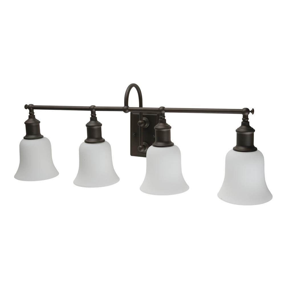 Hershey 4-Light ORB Bath Light