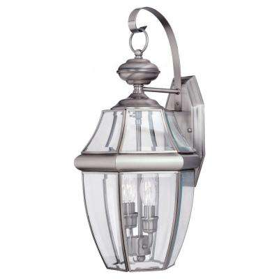 release date cafc1 4bf5a Chrome - Large - Outdoor Wall Lighting - Outdoor Lighting ...