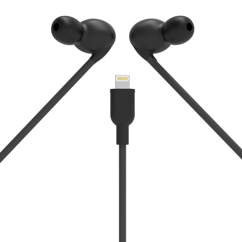 Tzumi Wired Lightning-In Earbuds