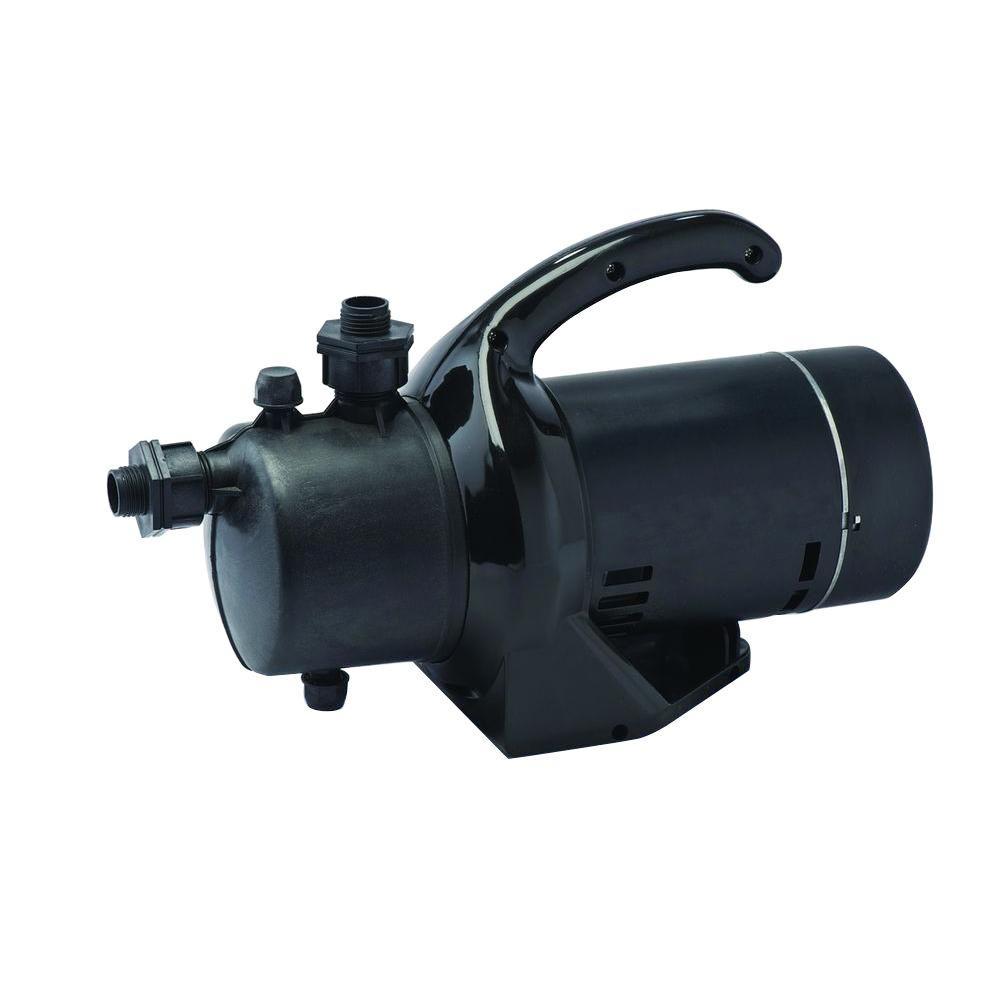 Everbilt 1/2 HP Portable Utility Pump