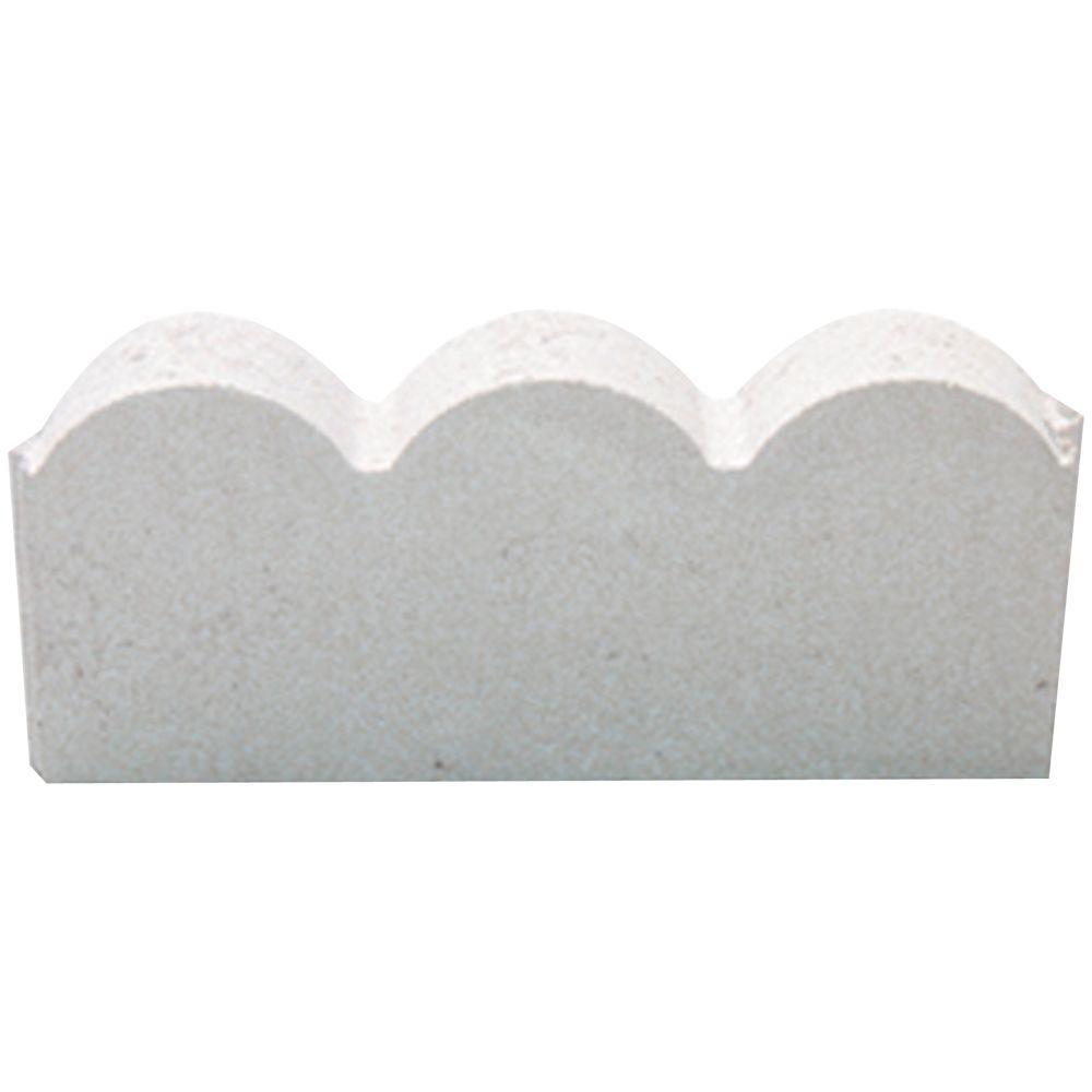Concrete Edging Edging The Home Depot