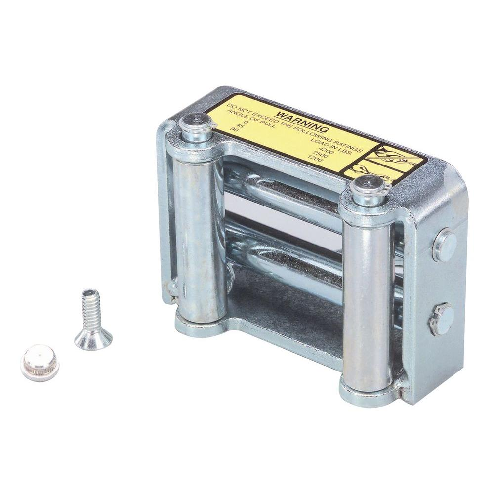 Superwinch 4-Way Roller Fairlead for EX1, X1, X2 and X3 Winches