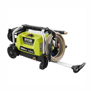Deals on RYOBI 1,800 psi 1.2 GPM Wheeled Electric Pressure Washer